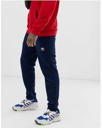 adidas Originals - Темно-синие Джоггеры С Логотипом -темно-синий - Lyst