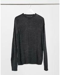 Threadbare Jersey gris