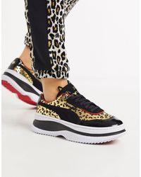 PUMA Sneakers x Deva Charlotte - Nero