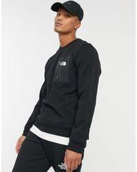 The North Face Tech Sweatshirt - Black