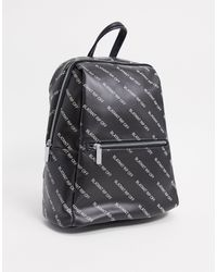 Skinnydip London Blatent Rip Off Backpack - Black