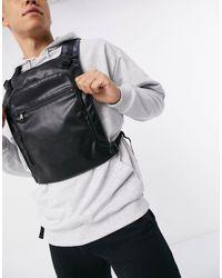 ASOS Full Chest Harness - Black