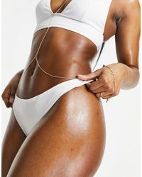 ASOS - Recycled Mix And Match Thong Bikini Bottom - Lyst