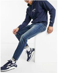 Tommy Hilfiger – Simon – Skinny-Jeans - Blau