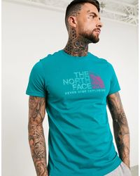 The North Face Rust 2 - T-shirt verde