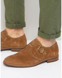 ALDO - Okanagan Suede Single Monk Shoes - Lyst