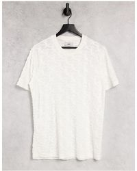 Sixth June All Over Flock T-shirt - White
