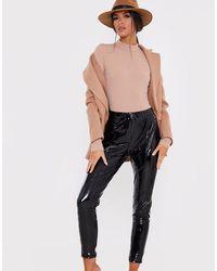 In The Style Leggings negro