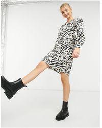 Vila Mini Smock Dress - Black