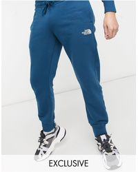 The North Face Fleece joggers - Blue