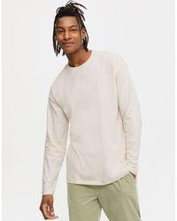 New Look Long Sleeve Oversized T-shirt - Multicolour