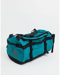 The North Face Base Camp Small Duffel Bag 50l - Green