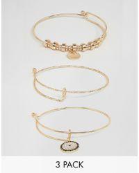 ALDO   Sevaedda Stacking Bracelets   Lyst