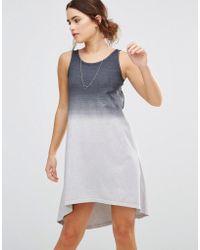Uncivilised - Waterfall High-lo Dress - Lyst