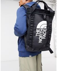 The North Face Explore Fusebox Backpack - Black