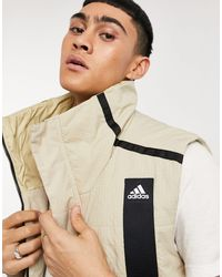 adidas Utility Vest - Natural