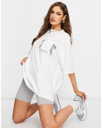 The Couture Club Varsity T-shirt - White