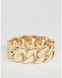 Nylon - Chunky Chain Bracelet - Lyst