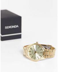 Sekonda - Bracelet Watch - Lyst