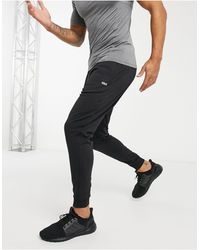 ASOS 4505 Icon Training Skinny jogger With Quick Dry - Black