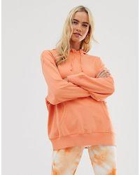 ASOS Oversized Hoodie - Orange