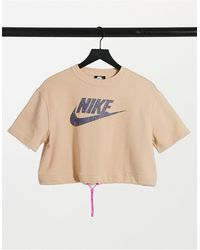 Nike Icon Clash Top - Brown