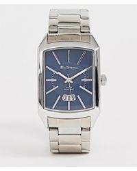 Ben Sherman - Mens Square Dial Bracelet Watch R790a - Lyst