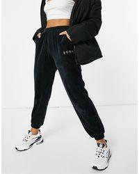 PUMA Cord jogger - Black