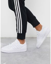 adidas Originals Rivalry - Lage Sneakers - Wit