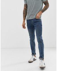 Bolongaro Trevor - Eng geschnittene Jeans - Lyst