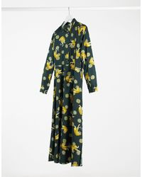 ONLY Laya Maxi Shirt Dress - Black
