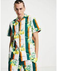 Karlkani Chest Signature Resort Shirt - Multicolour