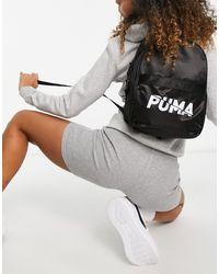 PUMA Черный Рюкзак Core Base-черный Цвет