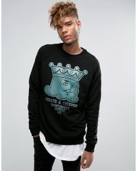 Cheats & Thieves - Kings Sweater - Lyst