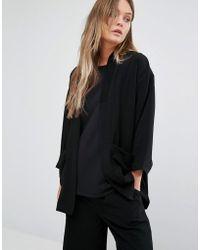 ADPT - Totem Kimono Jacket - Lyst
