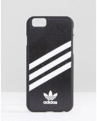 adidas Originals - Iphone 6/6s Phone Case In Black - Black - Lyst