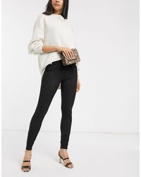 B.Young B. Young High Waisted Trousers - Black