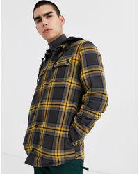 Volcom Field Flannel Jacket - Multicolour
