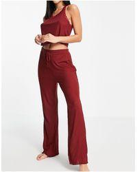 TOPSHOP Pijama - Rojo