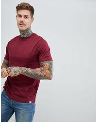 Pull&Bear Join Life Organic Cotton Basic T-shirt - Red