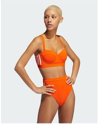 Ivy Park Adidas X Bikini Top - Orange