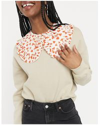 Monki Love Collar - Multicolour