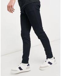 Hollister Super Skinny Fit Jeans - Black