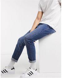New Look Jens slim blu medio