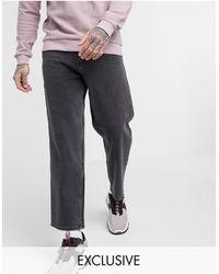 Reclaimed (vintage) Classic Fit Jeans - Black