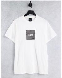 Huf Feels T-shirt - White