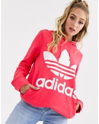 adidas Originals Dear Baes Superstar Track Jacket in Pink Lyst