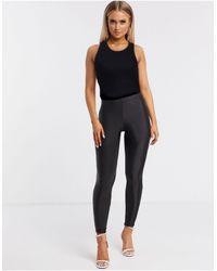 Fashionkilla Disco leggings - Black