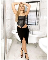 Ivyrevel Ivy Revel Tie Wrap Skirt - Black