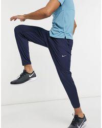 Nike - Темно-синие Джоггеры -темно-синий - Lyst